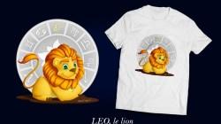Signes du zodiaque, le lion Leo