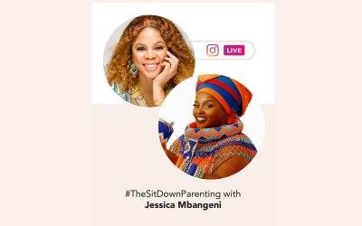 TheSitDownParenting with Jessica Mbangeni