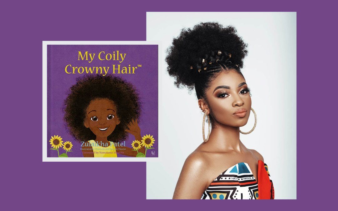My Coily Crowny Hair by Zulaikha Patel