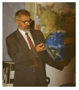 Dr. Anatoly Zakleny, Professor of Ecology and Science Education, Russian Academy of Education
