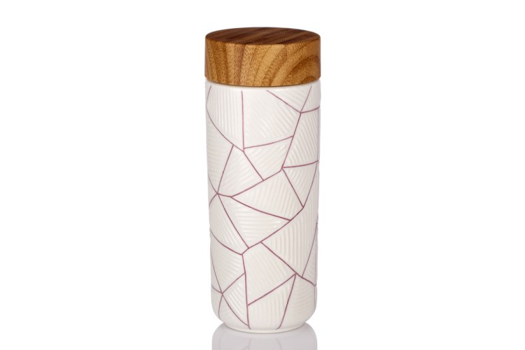 The-Geometric-Tumbler-Hand-Painted-Purple-Line-with-White-Glaze
