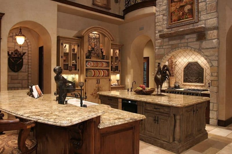 Jaw Dropping Granite Countertop Kitchen Ideas Art Of The