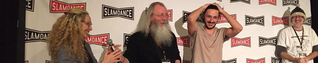 Slamdance - Art of the Prank wins award
