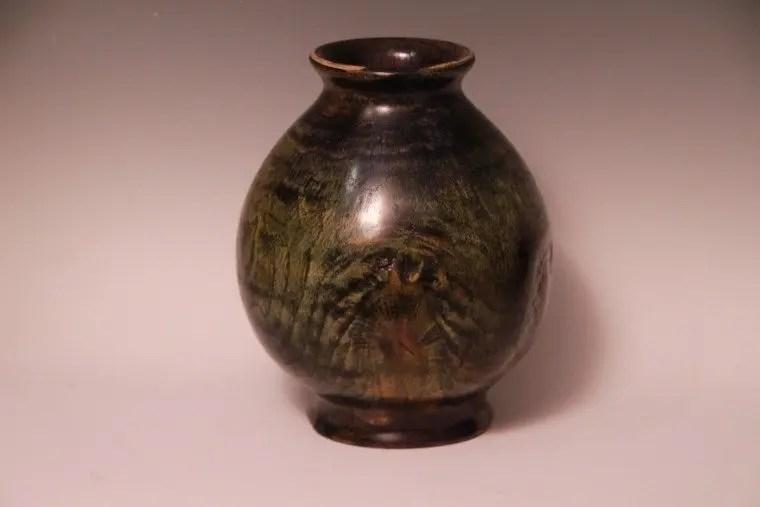 Chestnut Vase Hollow Form