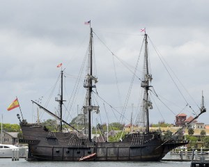 Figure 55 Galleon