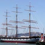Figure 48 Ship with Three Masts