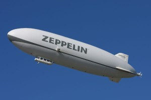 Figure 33 Zeppelin Airship