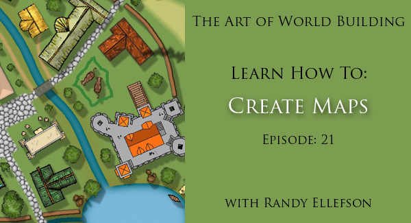 How To Create A World Map.Podcast Episode 21 How To Create Maps The Art Of World Building