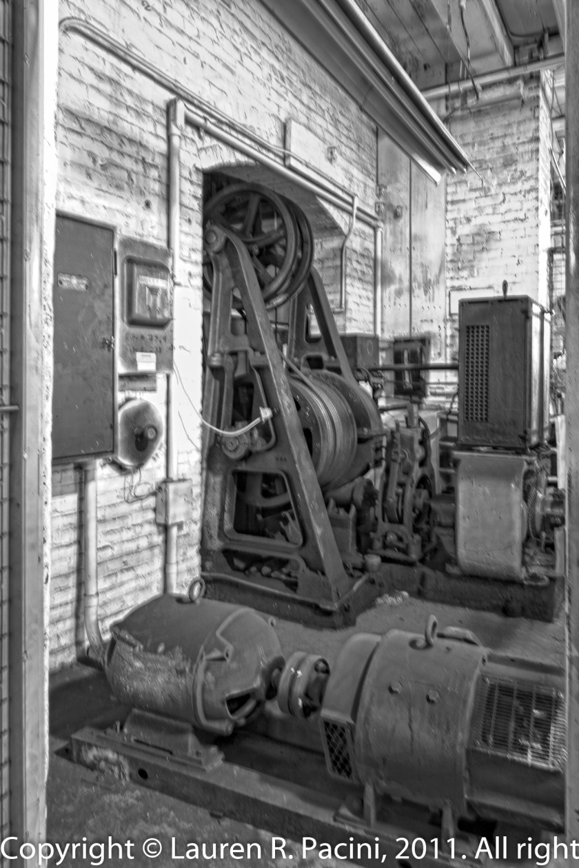 The Motor that Still Drives the Elevator More than 100 Years Later
