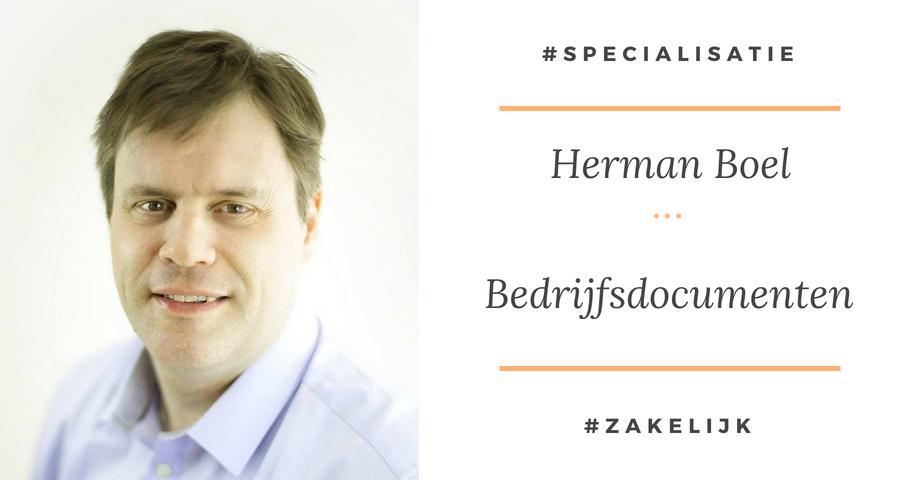 Hoe vertaal ik bedrijfsdocumenten - Herman Boel