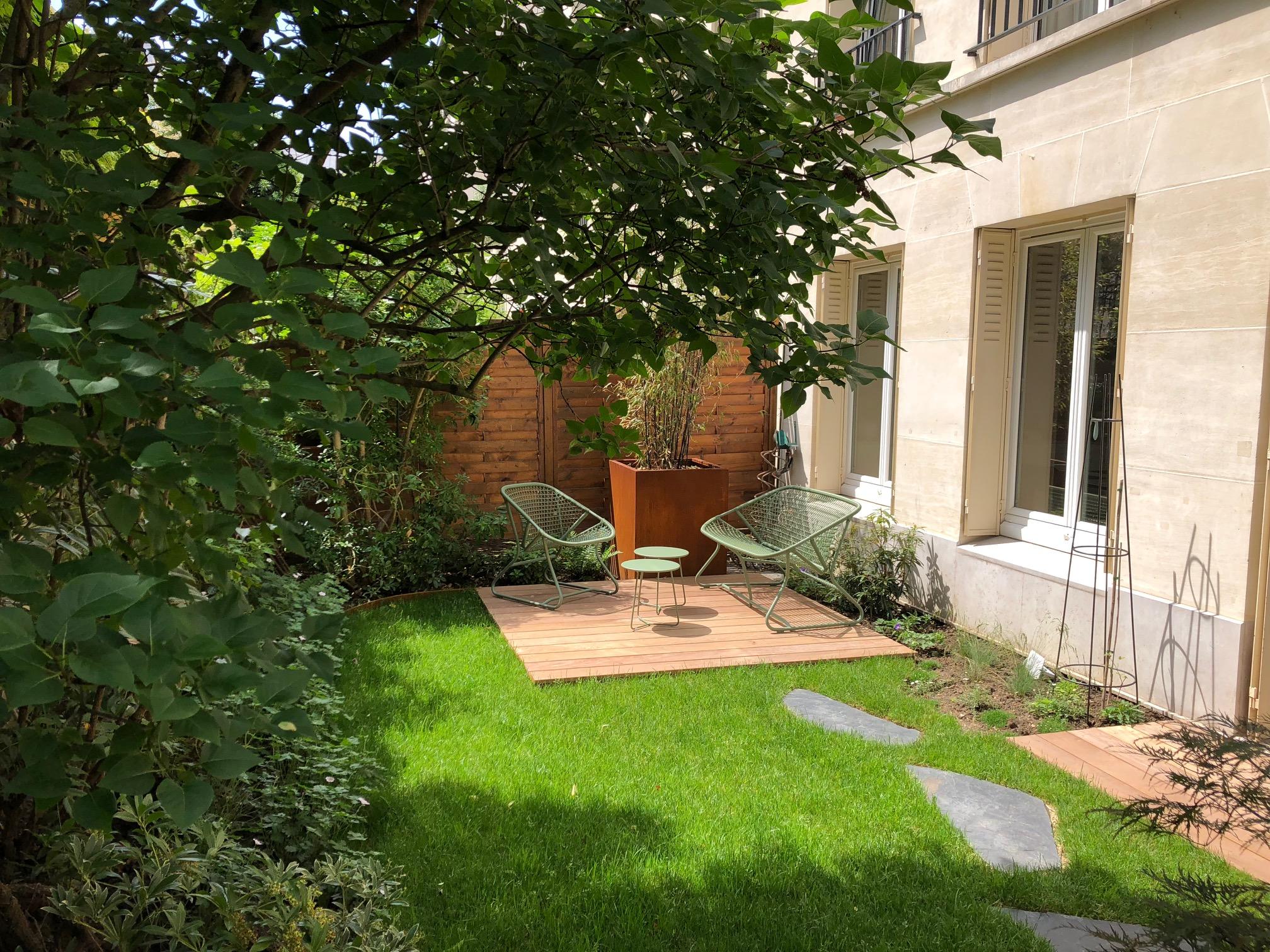 jardin ville Bordeaux