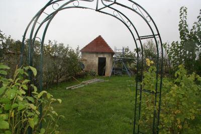 potager en carré charente jardin de curé