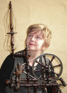Elizabeth Harvey: Textile Artist