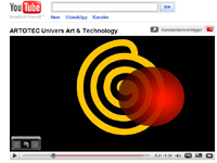 ARTOTEC på YouTube