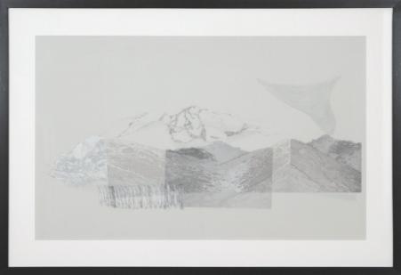 [Clin d'art #161] [«Halde 5». 2012. Cara Déry, artiste. Impression numérique, graphite et crayon de bois sur feuille de papier Mylar. 72 x 104 cm. 18 $ par mois pour un particulier (taxes incluses). © L'Artothèque. Tous droits réservés.