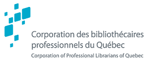 Corporation des bibliothecaires professionnels du Quebec (CBPQ)