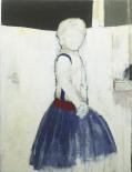 [Clin d'art #166] «Ambivalence». 2013. Isabelle Anguita. Techniques mixtes et peinture sur bois. 122 x 92 cm 34 $ par mois pour un particulier (taxes incluses). © L'Artothèque. Tous droits réservés.