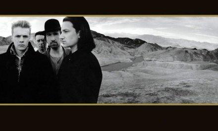 """The Joshua Tree"" – U2"