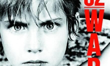 """""""War"""" – U2"""