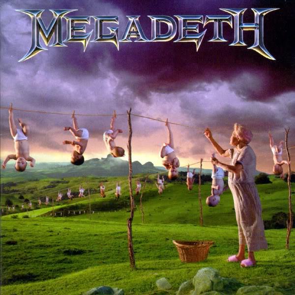 """""""Youthanasia"""" – Megadeth"""