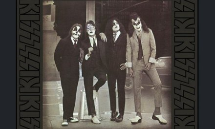 """Dressed To Kill"" – Kiss"