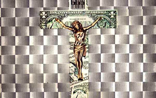 """In God We Trust, Inc."" – Dead Kennedys"
