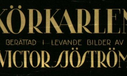 Il Carretto Fantasma: sagome e ombre secondo Sjöström