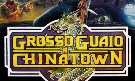 Grosso Guaio a Chinatown: Drew Sturzan, da Star Wars all'antieroe