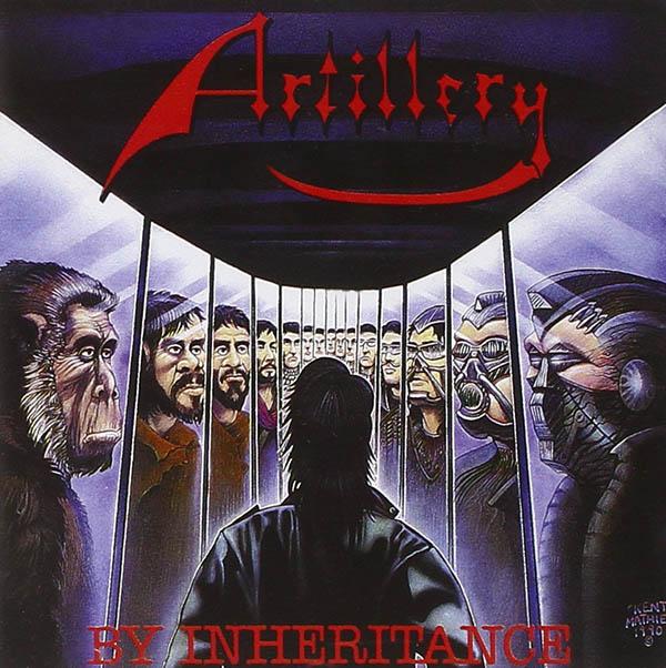 """""""By Inheritance"""": gli Artillery e il Male come lascito perpetuo dell'umanità"""