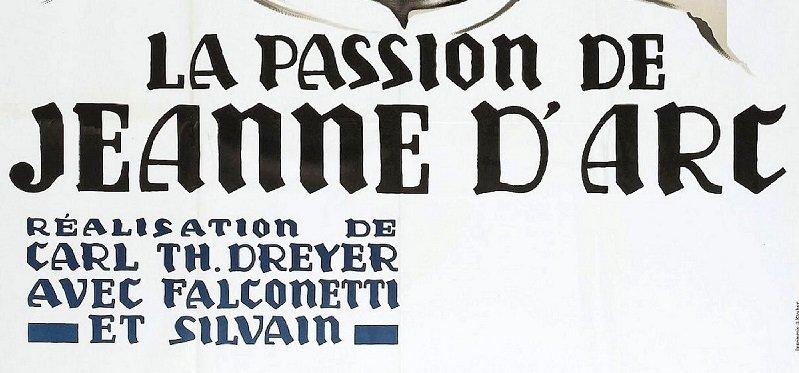 La passione di Giovanna d'Arco in un ritratto