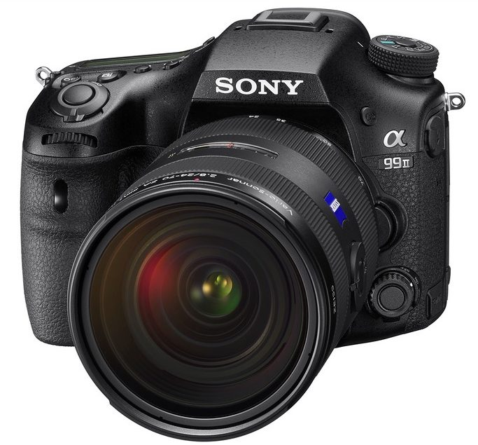Sony a99 II with Carl Zeiss Vario-Sonnar 2.8/24-70 T*