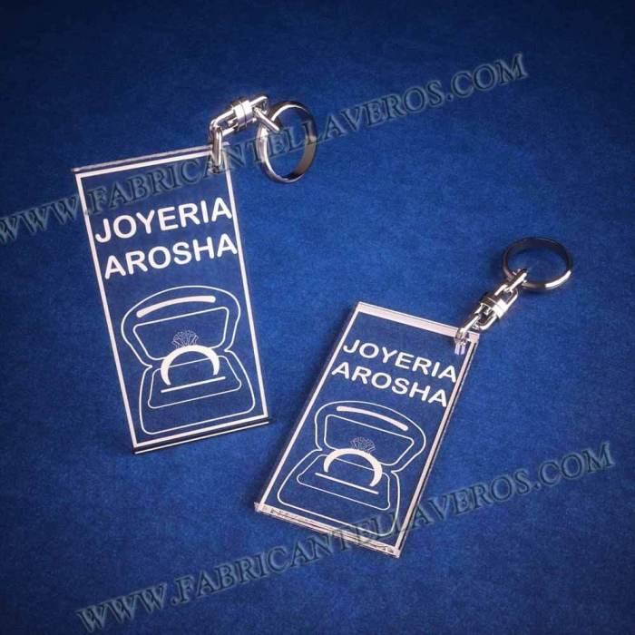 llaveros originales merchandising joyeria