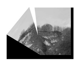 Mandy Williams - Photography, video and sound artist . Disrupted Landscapes image from cancelled England exhibition. Part of Artquest project The Light of Day.