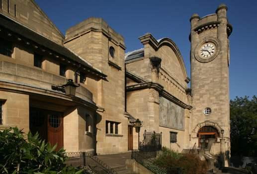 Horniman Museum exterior. Image credit: Cliff Van Coevorden
