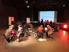Peer Mentoring workshop at the ICA