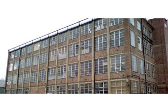 Limehouse studios exterior
