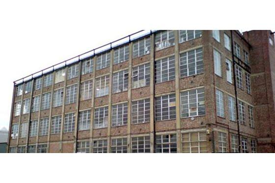 Limehouse studio exterior