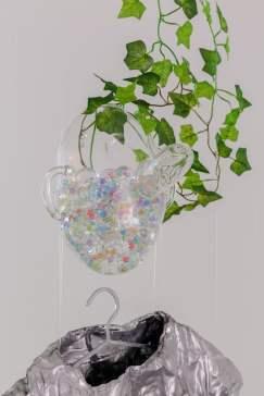 Detail from 'Eco Warrior' by Saelia Aparicio
