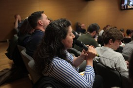 Spaced Out: audience questions