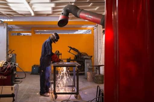 London Sculpture Workshop, Hackney Wick