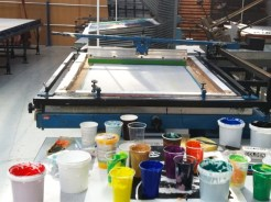 Thames Barrier Print Studio, Woolwich