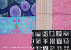 CQFA Retreat Free Fabric