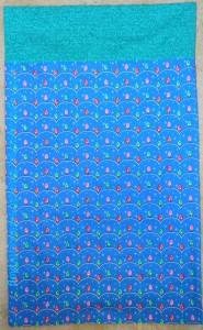 Blue LIghts Pillowcase