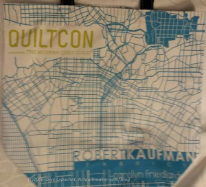QuiltCon bag