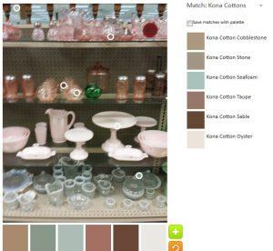 ColorPlay: Pressed Glass #3 - n.3