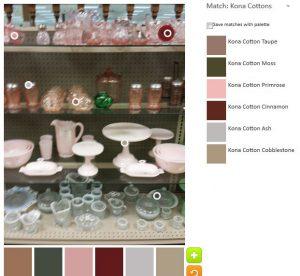 ColorPlay: Pressed Glass #3 - n.2