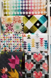 Moda Quilts made with Confetti Ombre by Vanessa Christesen