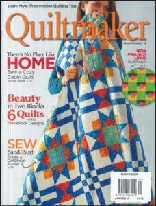 Quiltmaker Jan-Feb 2018