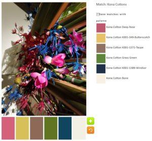 ColorPlay: DeYoung Flowers n.7