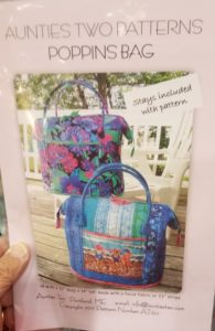 Aunties Two Poppins Bag Pattern